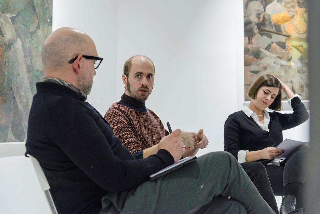 Interview Javier Artica Tournemire Gallery