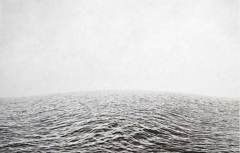 Eva Rodríguez Góngora, La verdad no se hace. 2019, graphite sur papier, 50 x 70 cm