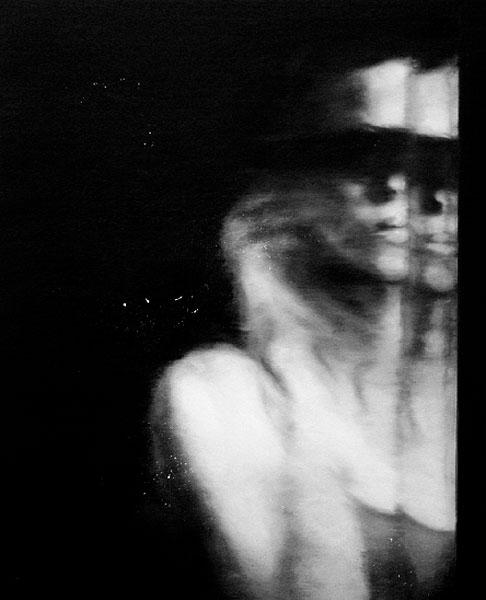 Josep Tornero, Sans titre 4. 2018, Huile sur toile, 50 x 40 cm